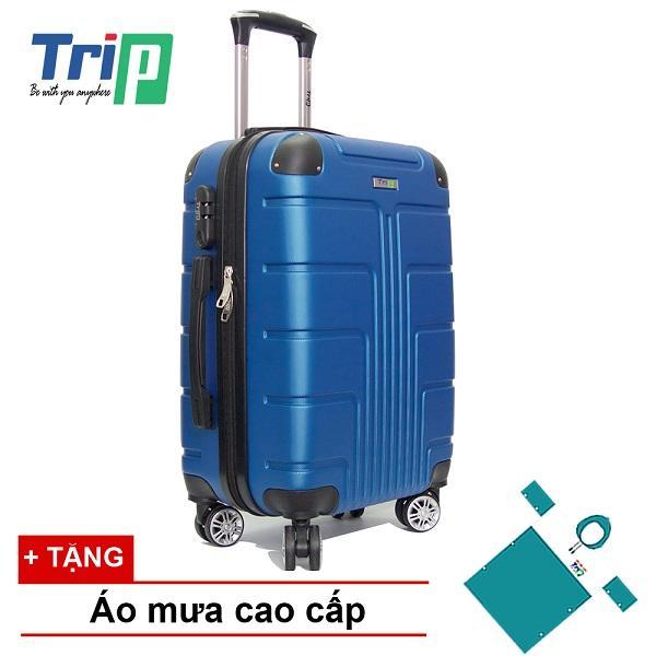 Ôn Tập Vali Trip P701 Size 60Cm 24Inch Xanh Dương Trip