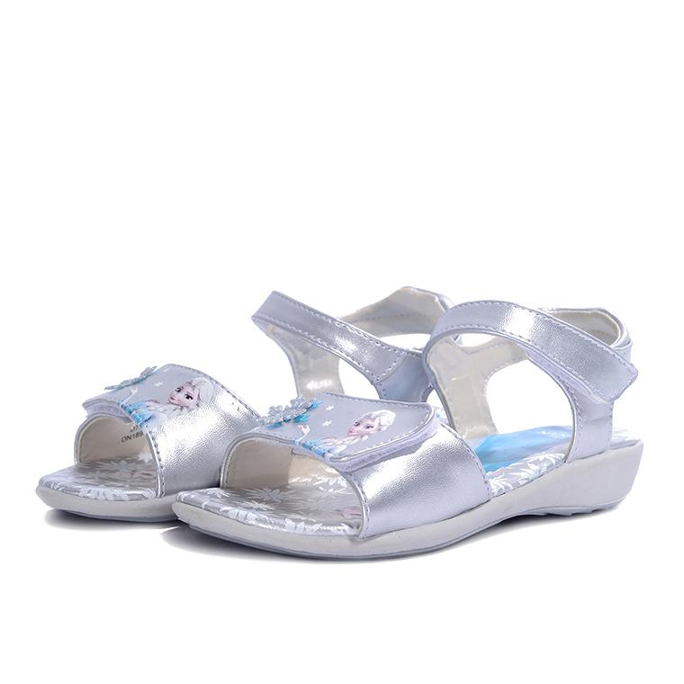 Bán Giày Sandal Be Gai Bitis Frozen Nữ Hoàng Băng Giá Dtb062411Bac Bạc Có Thương Hiệu Rẻ