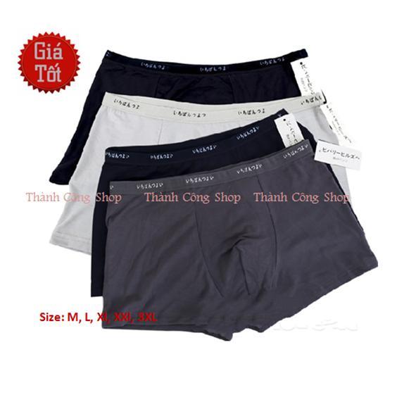 Mã Khuyến Mại Bộ 6 Quần Lot Đui Nhật Cho Nam Thanh Cong Shop
