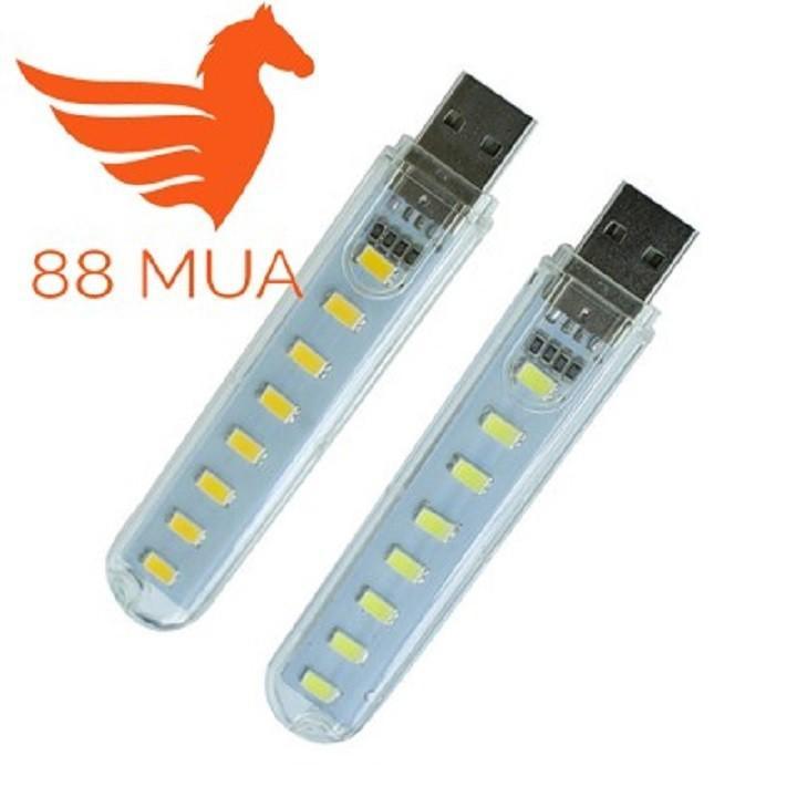 Hình ảnh Đèn LED dùng cổng USB cho máy tính, laptop (Vàng) ĐÈN TRỢ SÁNG LAPTOP