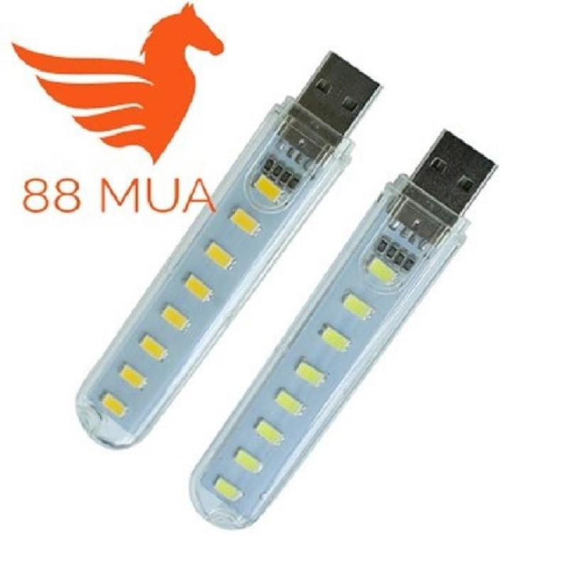 Bảng giá Đèn LED dùng cổng USB cho máy tính, laptop (Vàng) ĐÈN TRỢ SÁNG LAPTOP Phong Vũ