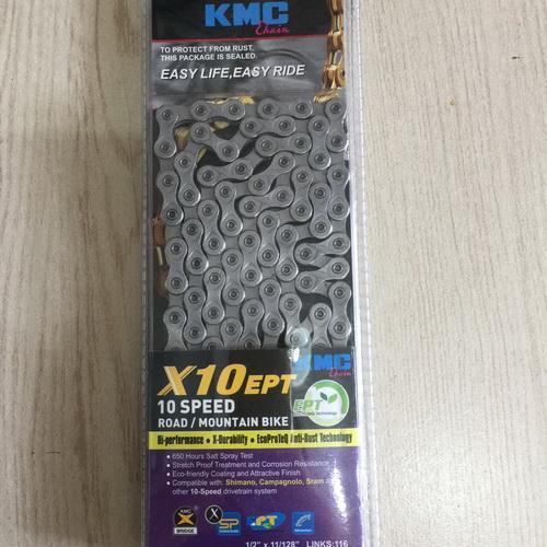 SÊN KMC X10EPT Bạc
