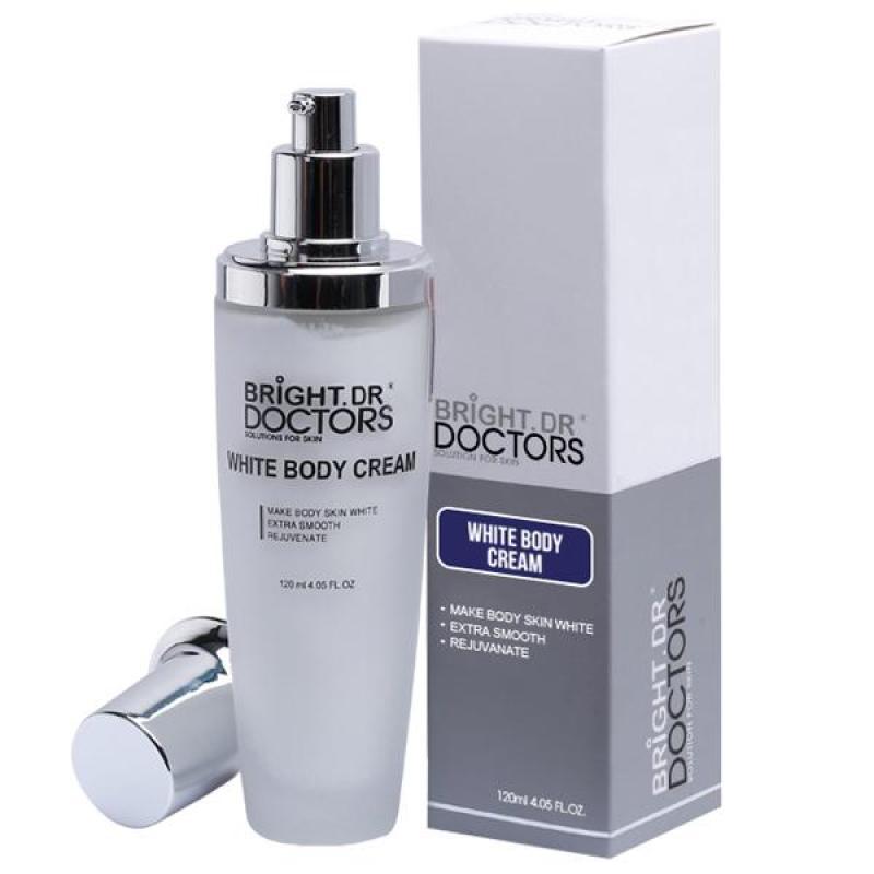 Kem dưỡng thể siêu trắng da Bright Doctors White Body Cream 120ml