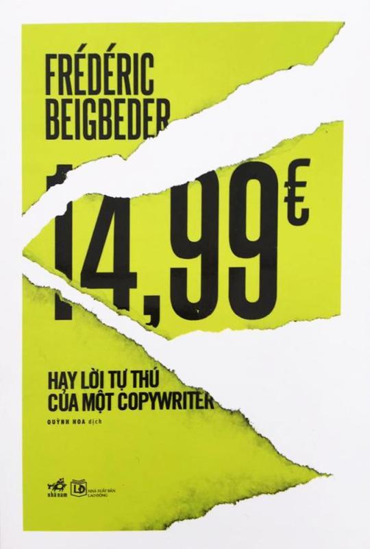 Mua 14,99€ Hay Lời Tự Thú Của Một Copy-Writer