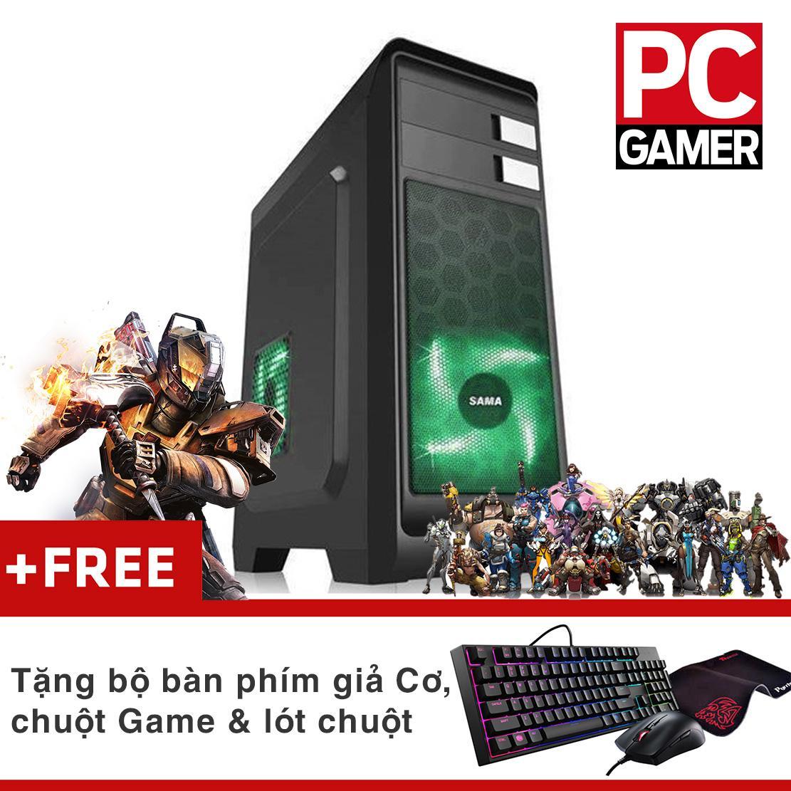 Hình ảnh Máy tính chiến Game Khủng (Core I7 3770, Ram 8GB, HDD 4TB, VGA GTX750ti 2GB ) KH24GMA731 + Quà Tặng