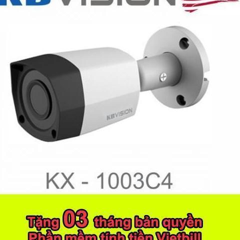 CAMERA QUAN SÁT KBVISION KX 1003C4