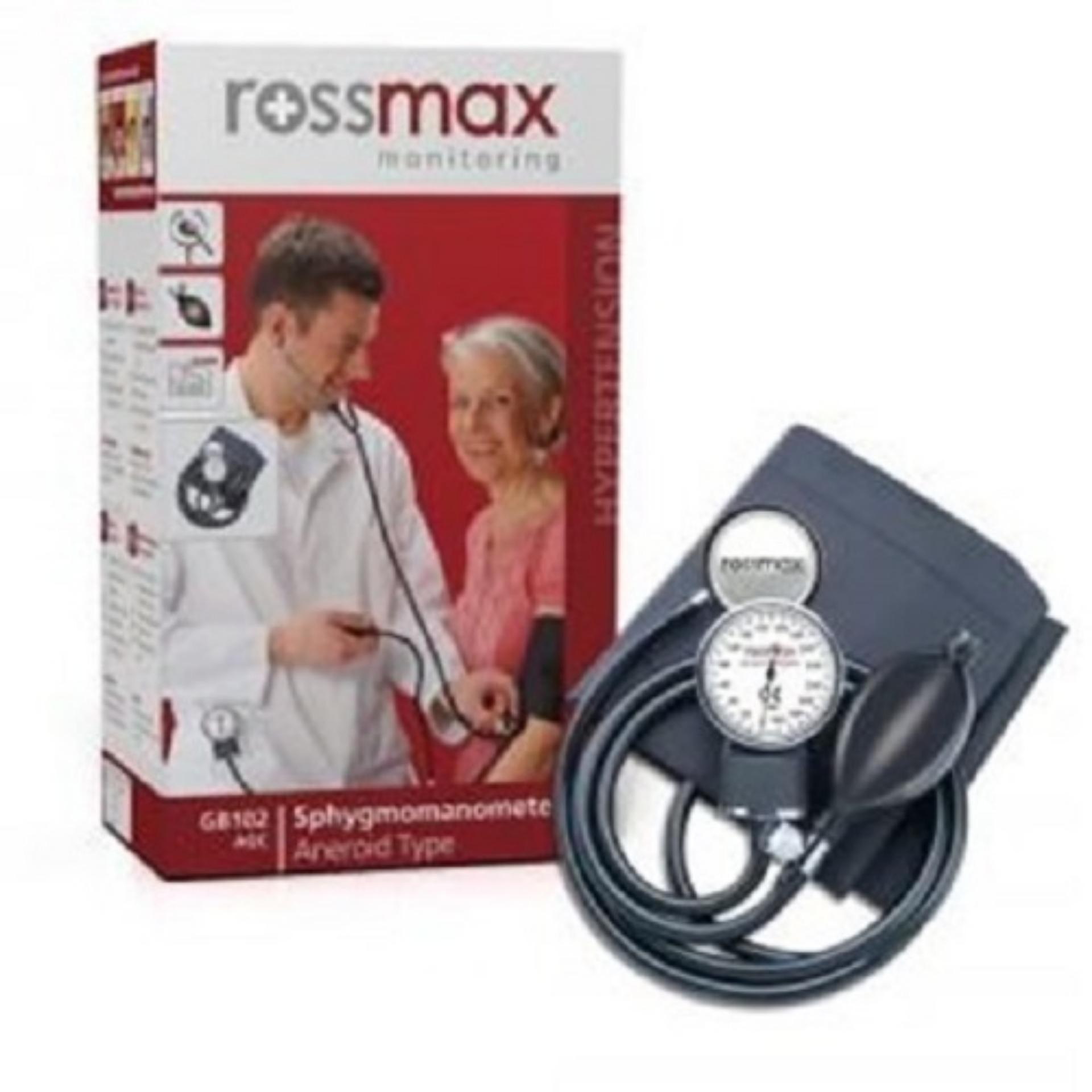 Hình ảnh Máy Đo Huyết Áp Cơ - Rossmax USA