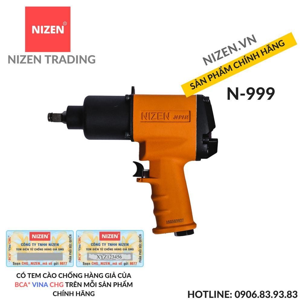 Dụng cụ (Vặn) Ốc Nizen 1/2 MODEL N-999 Màu Cam