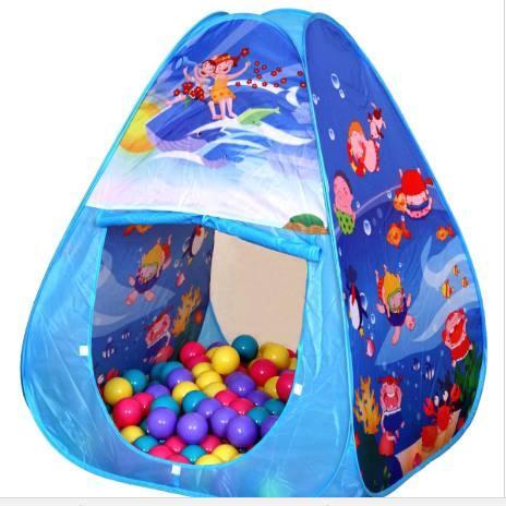 Hình ảnh Lều chơi nhà banh đại dương