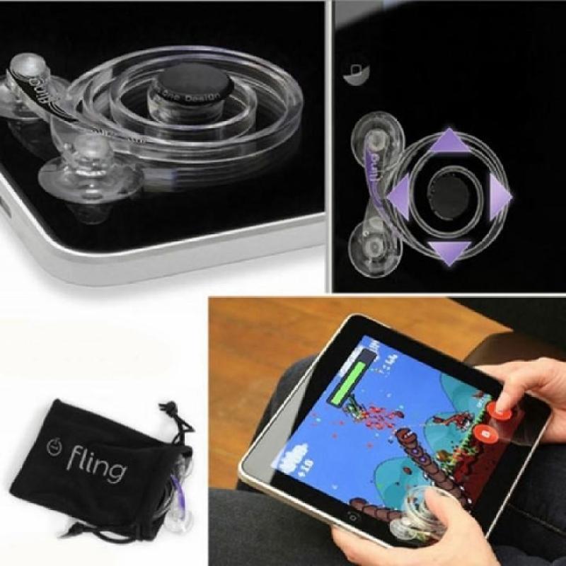 Bộ 2 nút chơi game Joystick trên điện thoại, máy tính bảng