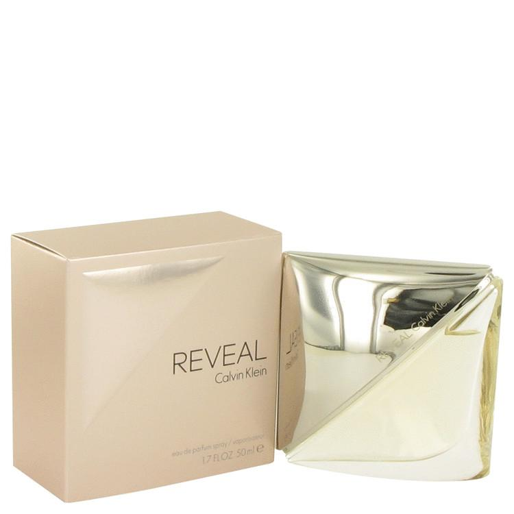 Nước hoa  nữ cao cấp authentic Calvin Klein Reveal eau de parfum 50ml (Mỹ)