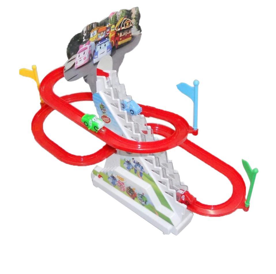 Hình ảnh Đồ Chơi Mô Hình đường đua siêu tốc Có Nhạc Cho Bé (H2T store)
