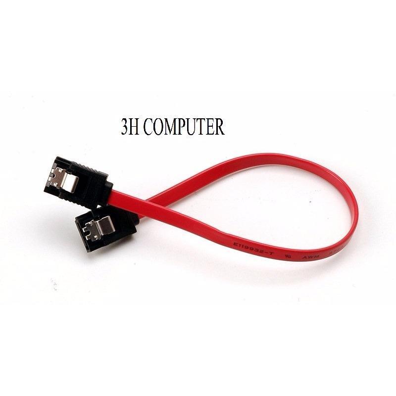 Bảng giá Bộ 2 Cáp SATA 50cm cho ổ cứng Phong Vũ