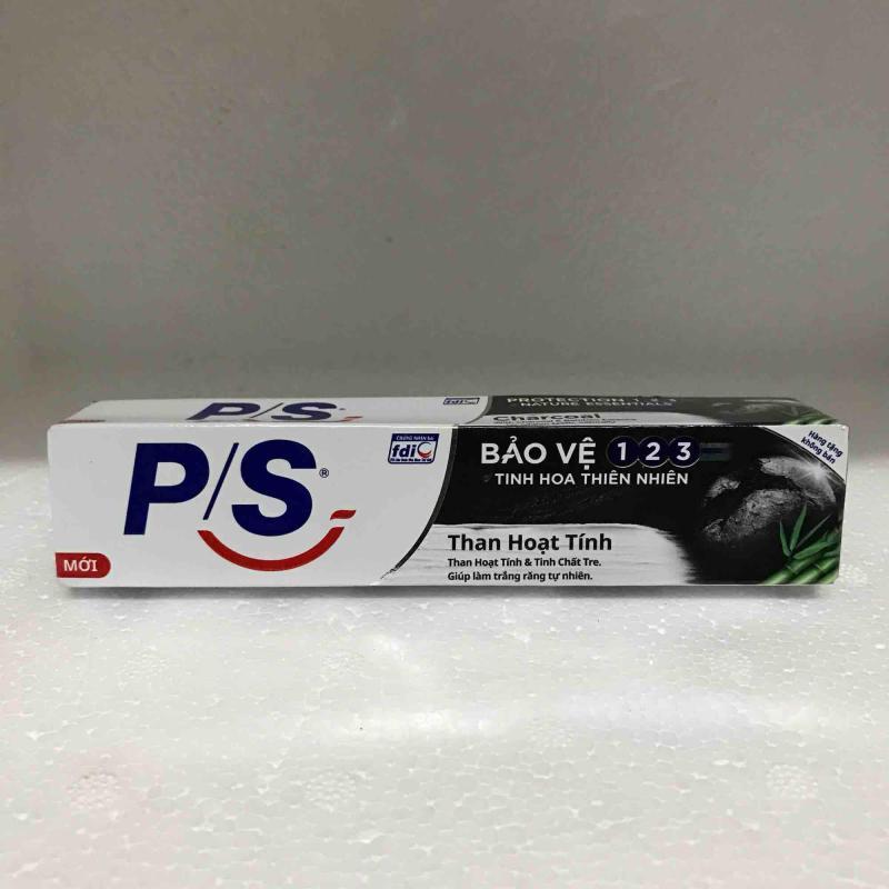 Kem đánh răng P/S than hoạt tính 30g nhập khẩu