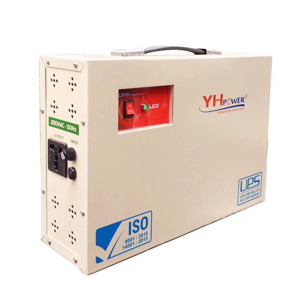 Hình ảnh Lưu Điện Cửa Cuốn YH POWER -800kg