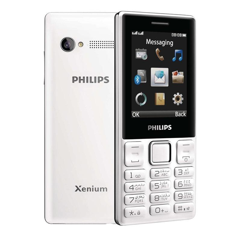 Đtdđ Philips E170 2 Sim Trắng Hang Phan Phối Chinh Thức Chiết Khấu Hà Nội