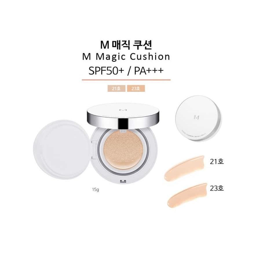 Hình ảnh Phấn nước Missha M Magic Cushion COVER