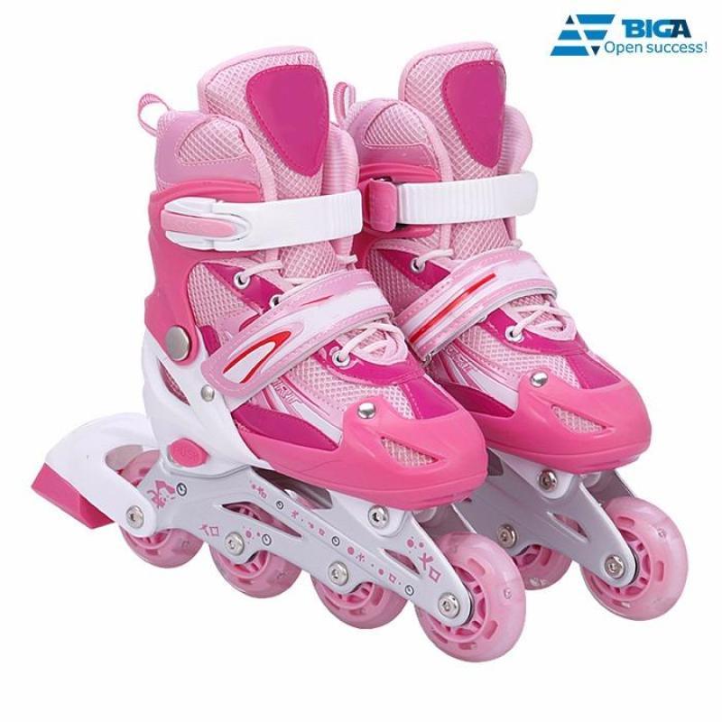 Phân phối Giày Trượt Patin QF Hồng Size M (35) US05507 - 08  [ Giảm Thêm 20% Nhập Voucher USAVIP1 ]
