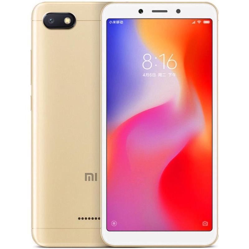 Xiaomi Redmi 6A 16GB Ram 2GB (Vàng) - Hàng nhập khẩu