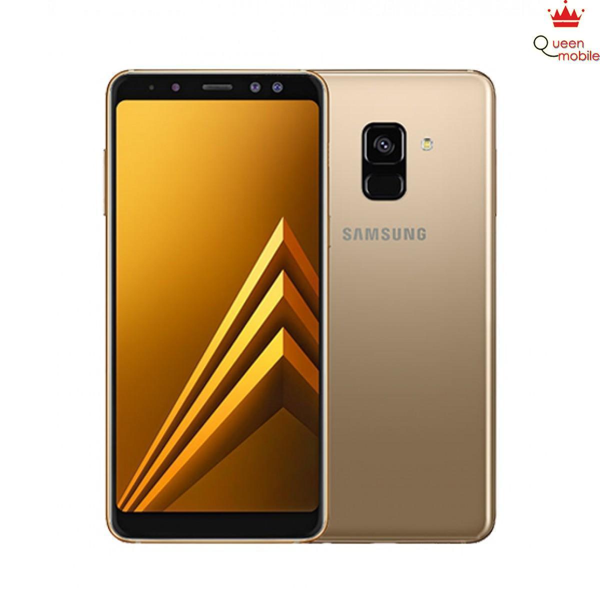 Samsung Galaxy A8 Plus 2018 Vàng – Review và Đánh giá sản phẩm