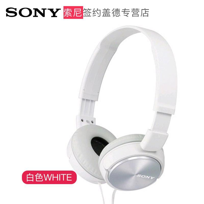 Sony/Sony MDR-ZX310 Headphones Headset Bass Music Computer Desktop Laptop Foldable Listening Apple XIAOMI Huawei Universal GirlS Mobile Phone Earplugs Singapore