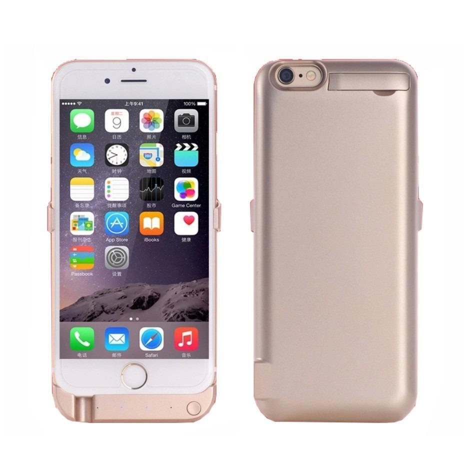 Giá Bán Ốp Lưng Kiem Pin Sạc Dự Phong Sieu Khủng Cho Iphone 6Plus 6Splus Oem Mới