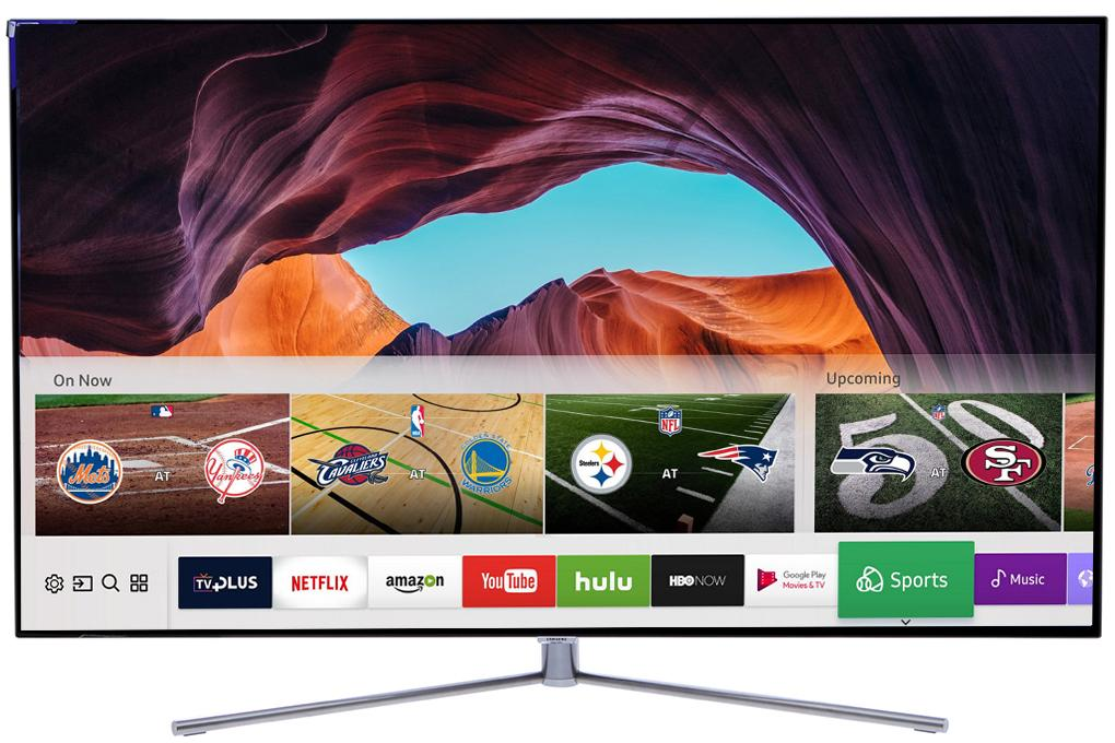 Hình ảnh Smart Tivi QLED Samsung 49 inch QA49Q7F