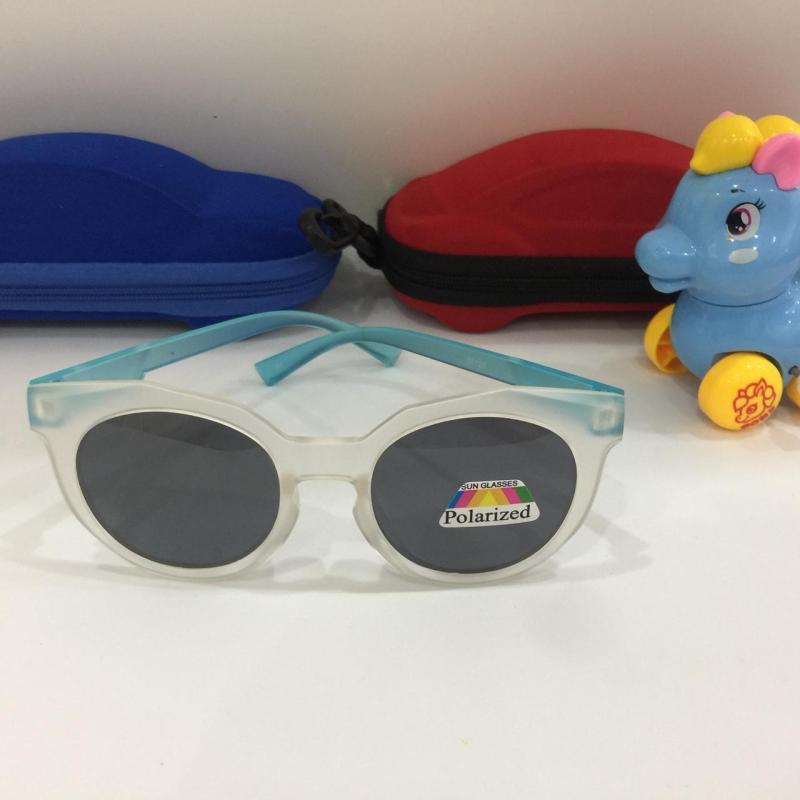 Mua [ĐỪNG BỎ LỠ] Kính mắt siêu đáng yêu với chất liệu mặt kính cao cấp chống lóa dành cho trẻ em trên 1 tuổi G154-08 + Tặng hộp đựng kính ngộ nghĩnh