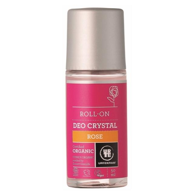 Lăn khử mùi  hoa hồng URTEKRAM (50ml)