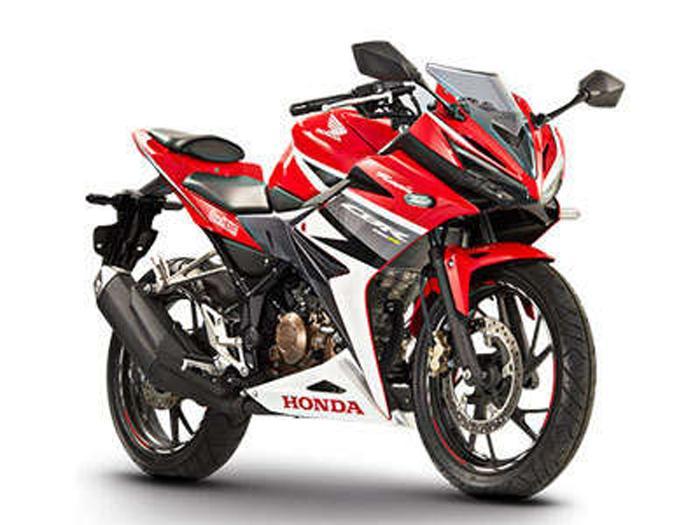 Xe tay côn Honda CBR 150 R - Đỏ trắng