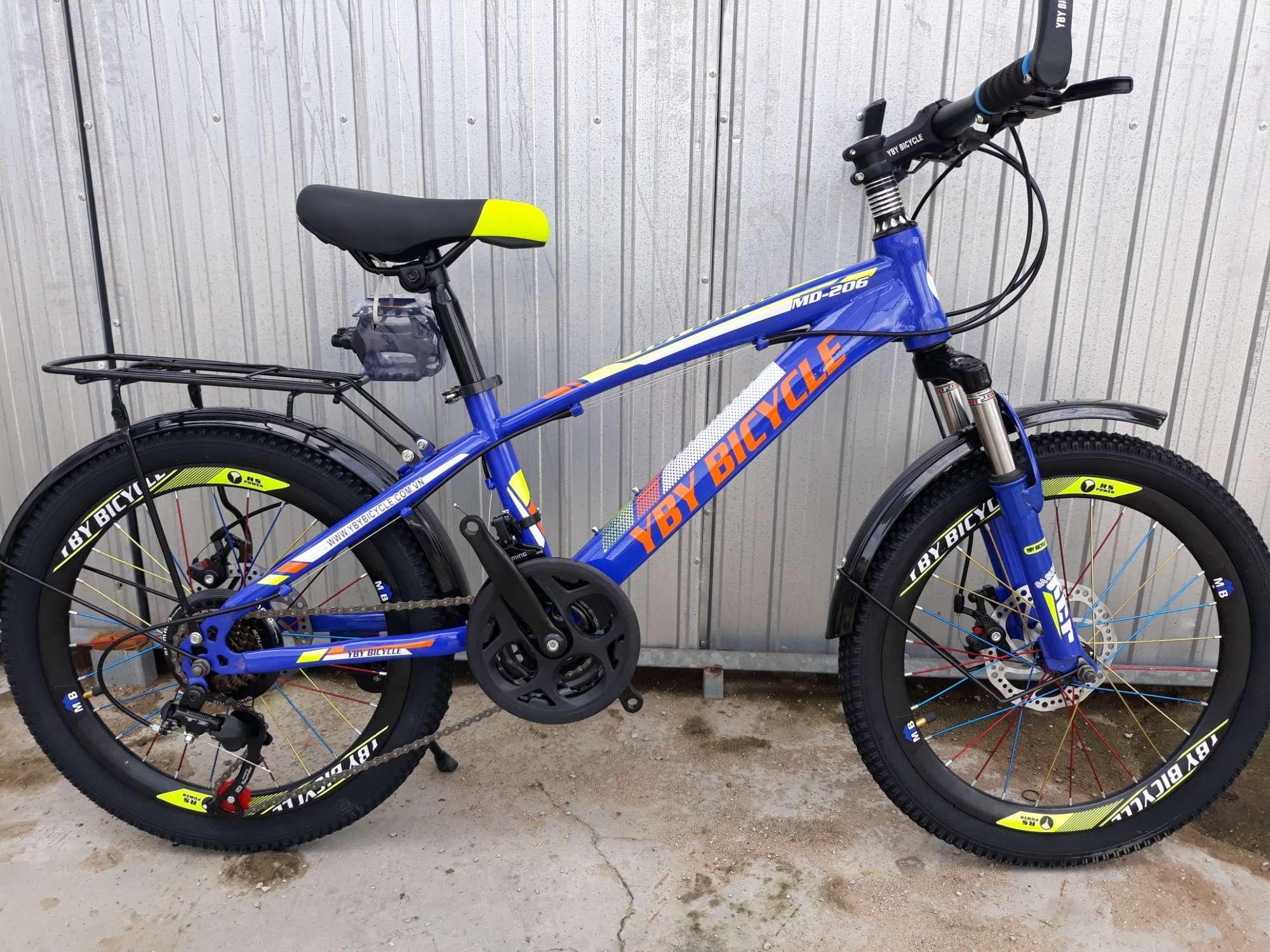 Xe đạp cho bé từ 5- 10 tuổi