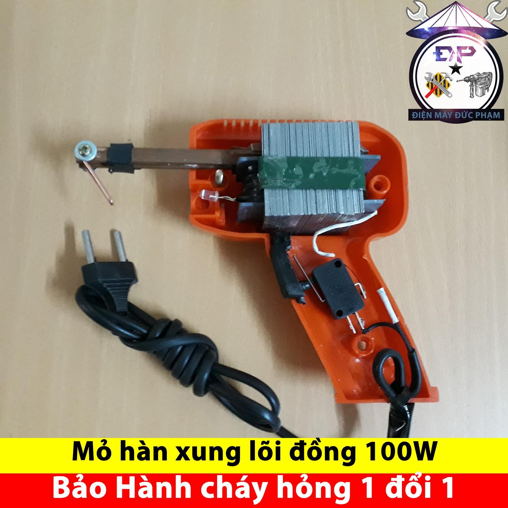 Bán Mỏ Han Xung 100W Full Loi Đồng Bảo Hanh Chay Nổ 1 Đổi 1 10 Đầu Han Rẻ