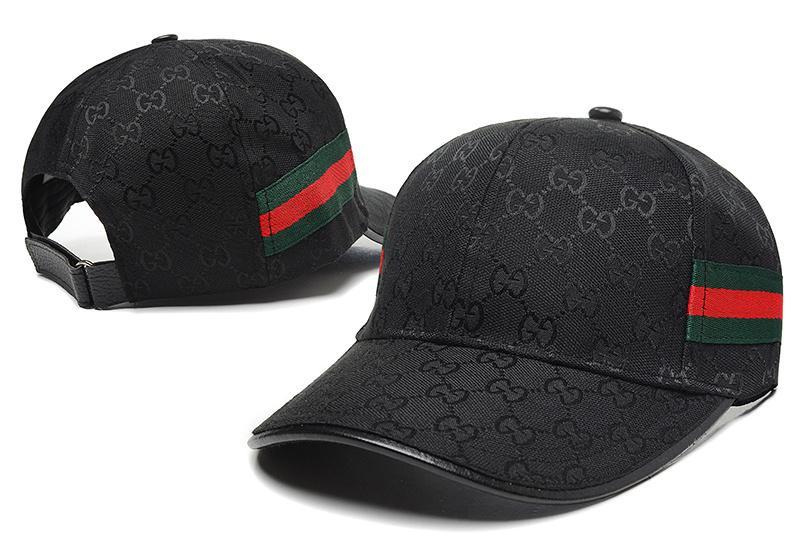 Mũ lưới chai thời trang GUCI trẻ trung ( Màu Đen )