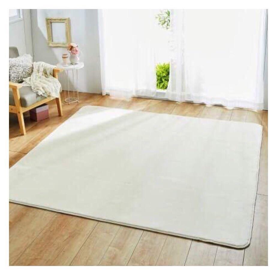 Thảm lông trải sàn cao cấp  1,6*2m (nhiều màu )