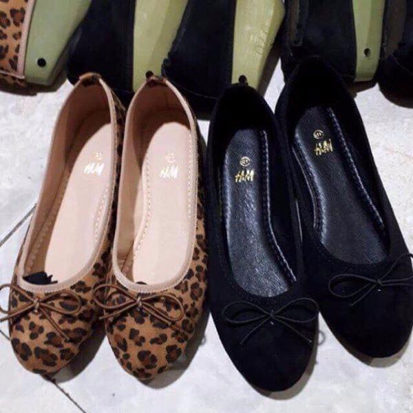 [HT Garden] Giày bệt HM