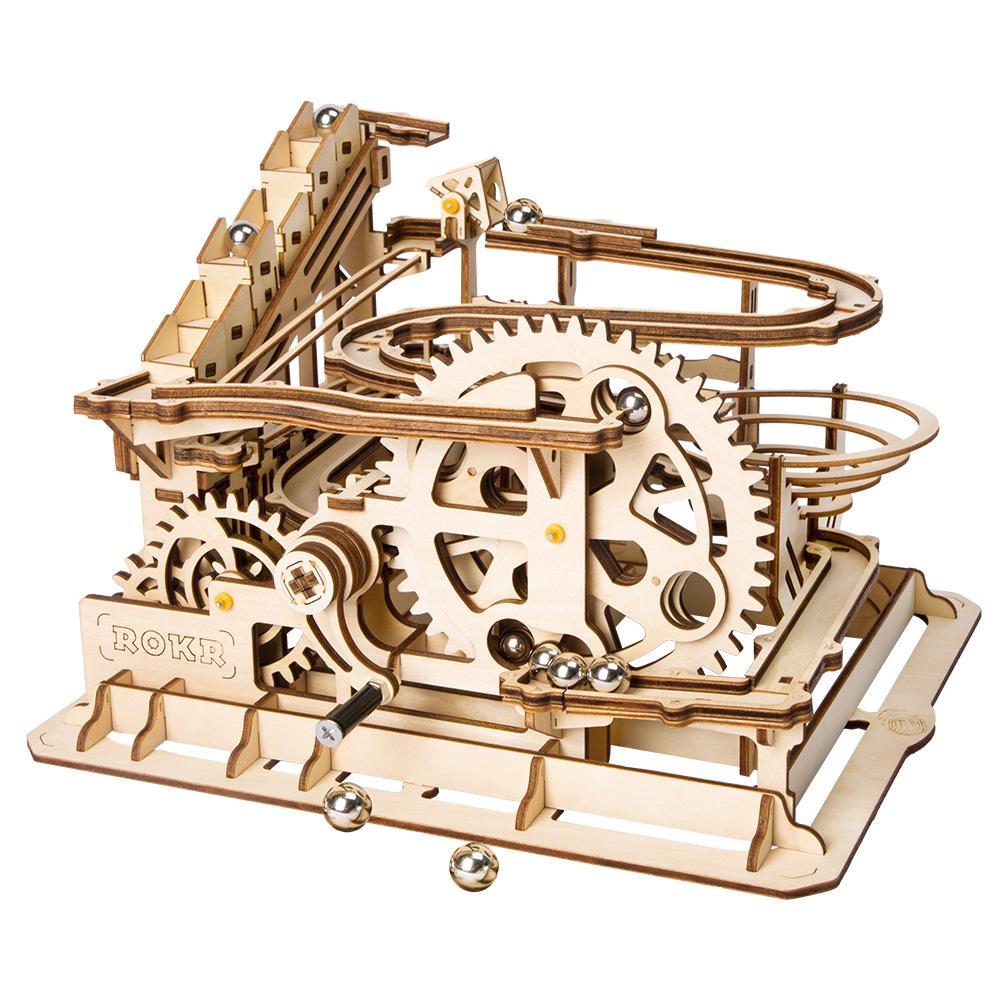 Hình ảnh Mô hình gỗ Robotime Waterwheel coaster LG501
