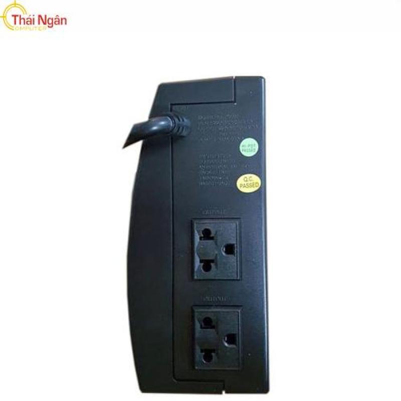 Bảng giá Bộ lưu điện Santak UPS OFFICE TG500 (ĐEN) Phong Vũ