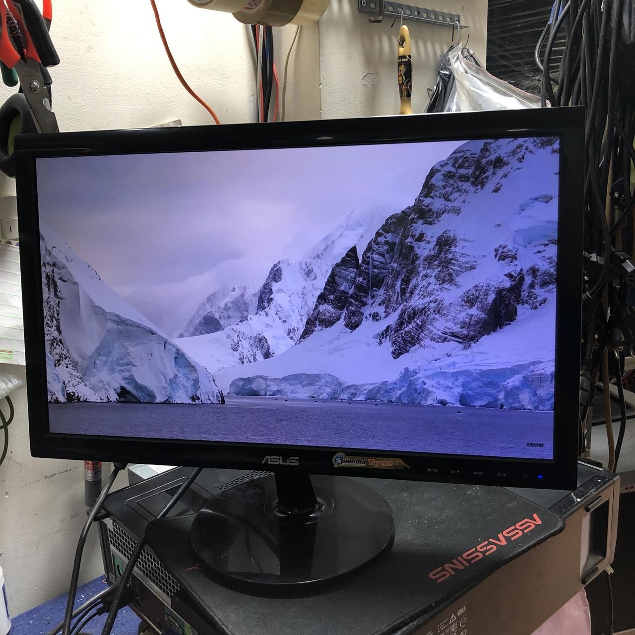 Hình ảnh LCD ASUS 20 INCH WIDE VS208