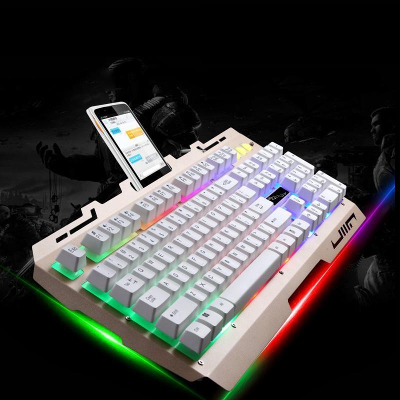Hình ảnh Máy Fax, Bán Keyboard G700 NA2132, may tinh de ban dep - Bàn phím chuột cao cấp ( Loại đẹp) - Xả kho số lượng có hạn + Tặng chuột