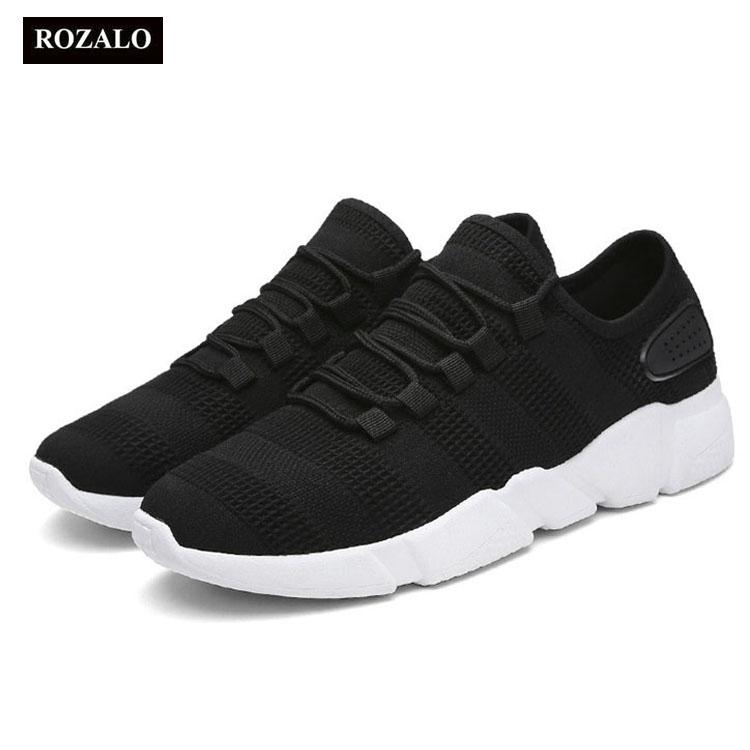 Giay Sneaker Thể Thao Nam Rozalo Rm5285 Nguyên