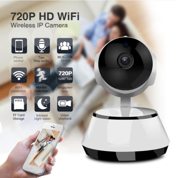 Giá Bán Camera V380 Wifi Khong Day Điều Khiển Từ Xa Hd Night Vision Oem Tốt Nhất