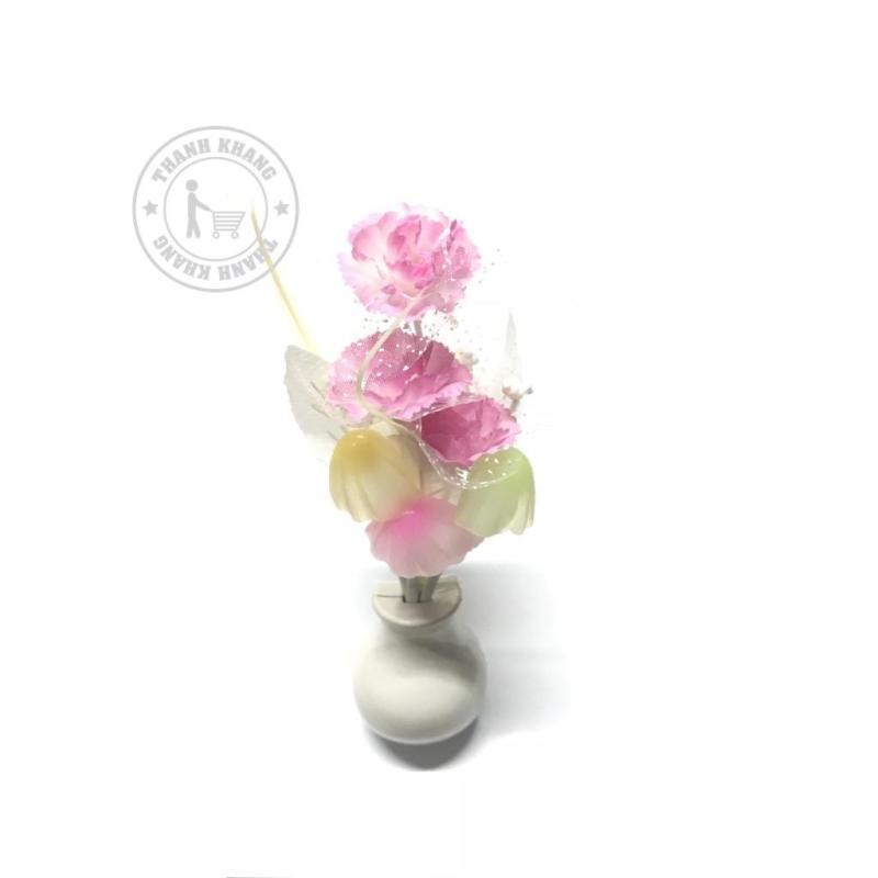 Bảng giá Đèn ngủ cảm ứng nấm hoa hồng Thanh Khang 010000005