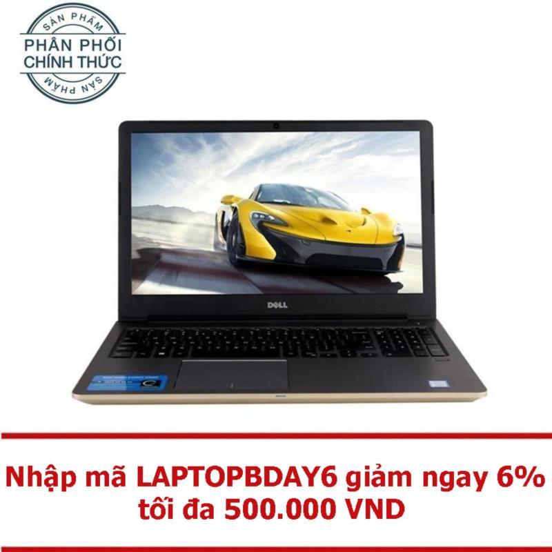 NOTEBOOK Dell Vostro 14 5468 VTI5019W Intel Core i5-7200U ram 4G win10 (Xám) - Hãng phân phối chính thức