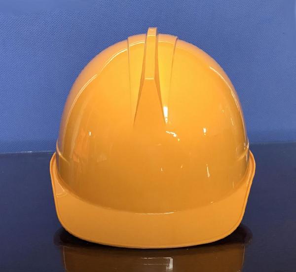mũ bảo hộ Prism Hàn quốc màu vàng cam | mũ bảo hộ lao động Hàn Quốc | mũ bảo hộ công trường | Mũ kĩ sư