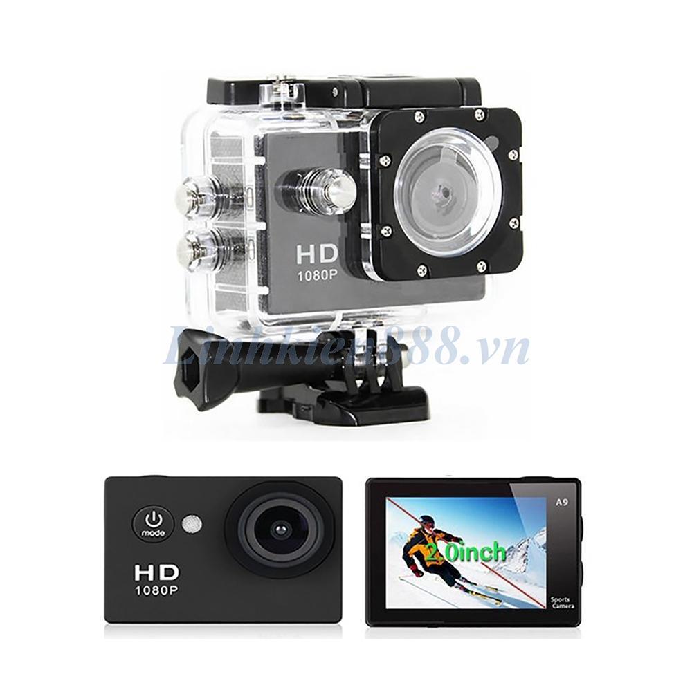 Hình ảnh Camera chống nước dùng để dã ngoại độ phân giải 1080p