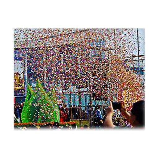 Hình ảnh Ống phụt kim tuyến/ hoa đăng sinh nhật