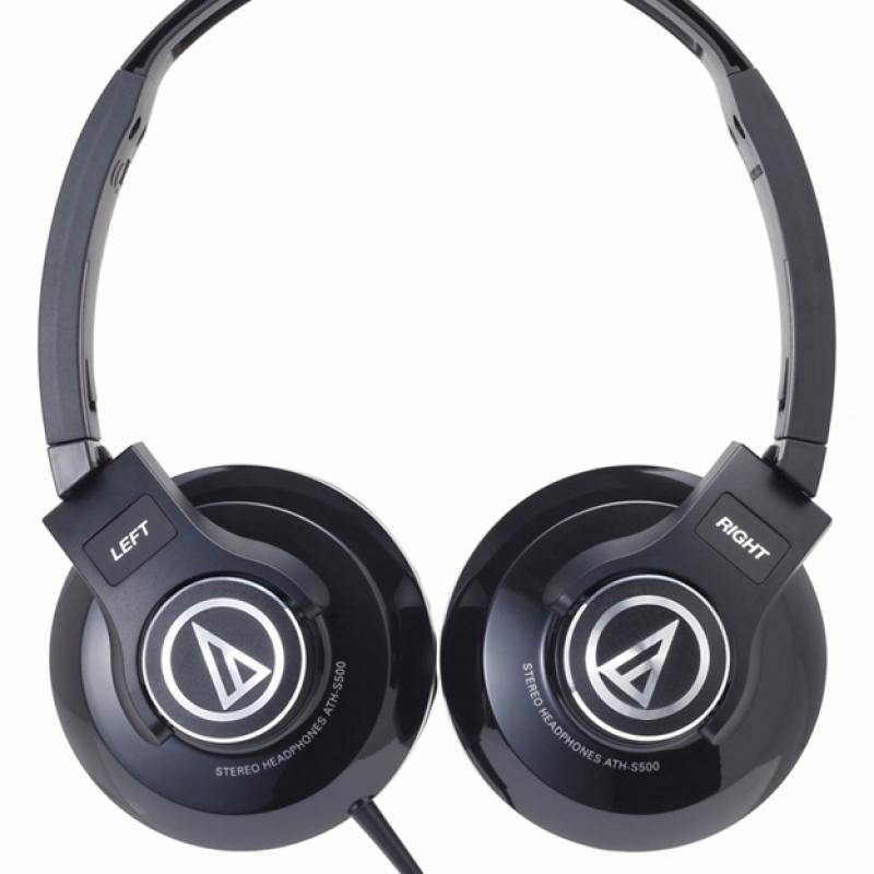 Tai nghe thời trang Audio-Technica ATH-S500  [giá tốt] – Review và Đánh giá sản phẩm