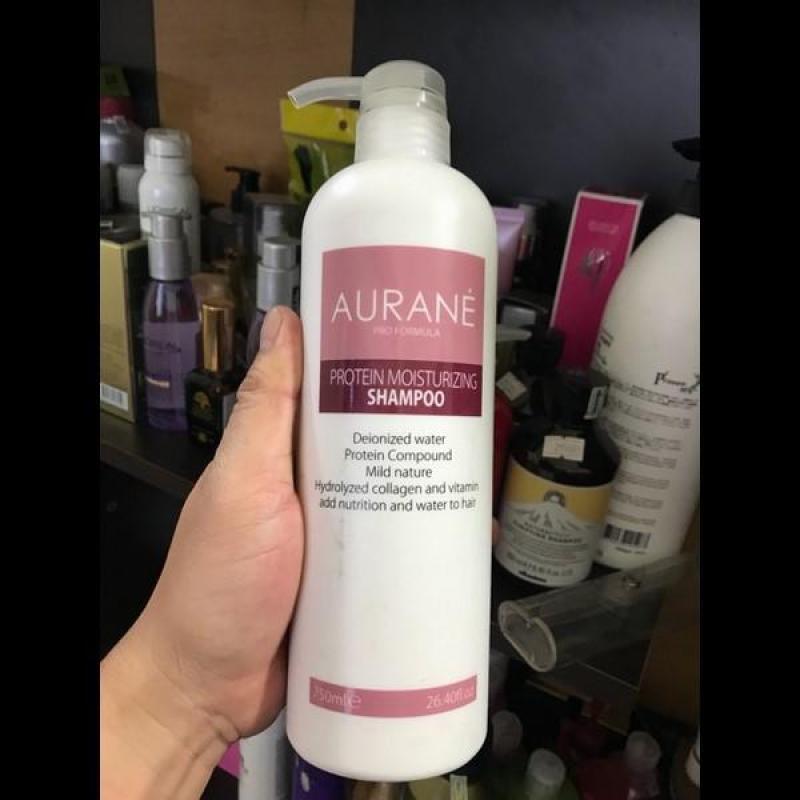 Dầu gội phục hồi Protein AURANE cho tóc thường và hư tổn 250ml nhập khẩu