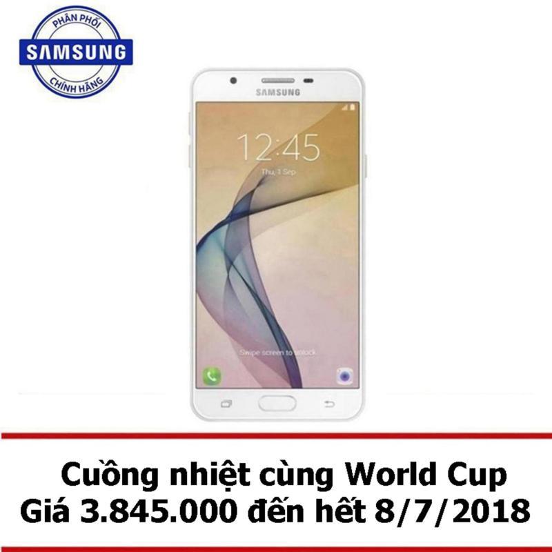 Samsung Galaxy J7 Prime 32GB RAM 3GB (Trắng Vàng) - Hãng phân phối chínhthức