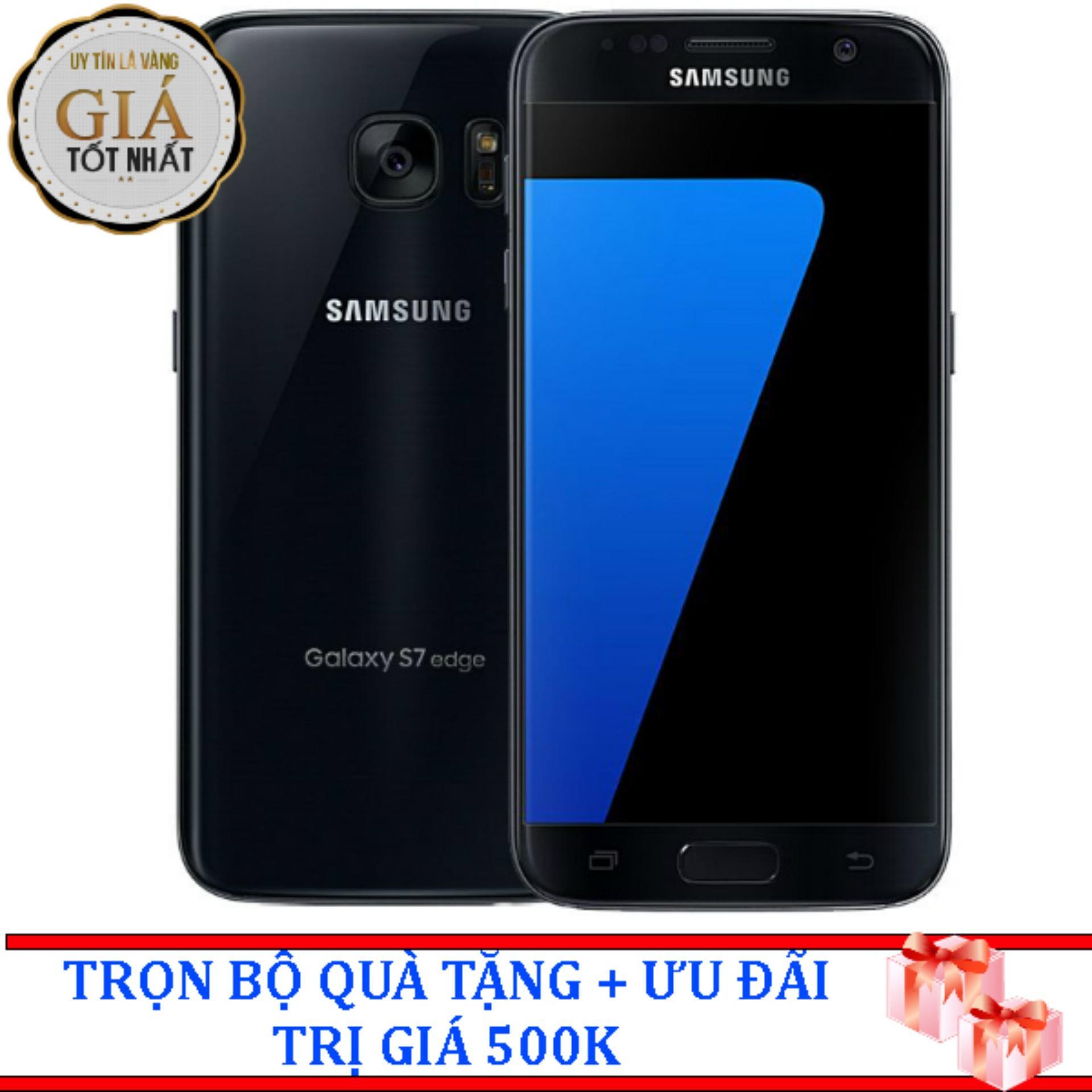 Mua Samsung Galaxy S7 Edge 32Gb Đen Hang Nhập Khẩu Tặng Tai Nghe Bluetooth